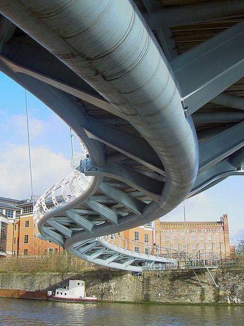 Valentine Bridge, Bristol, England