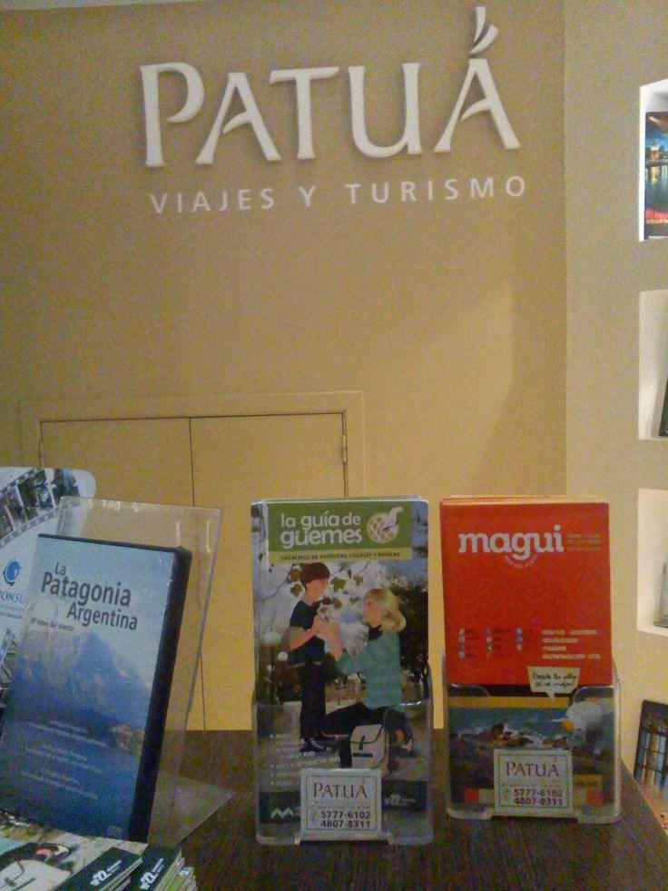 Agencia de turismo Patua, Buenos Aires