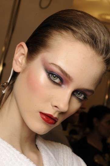 Maquillaje años 80: Fotos tendencias P/V 2014 (4/42) | Ellahoy