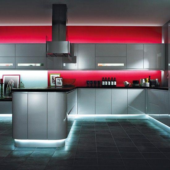 Spaceship kitchen!