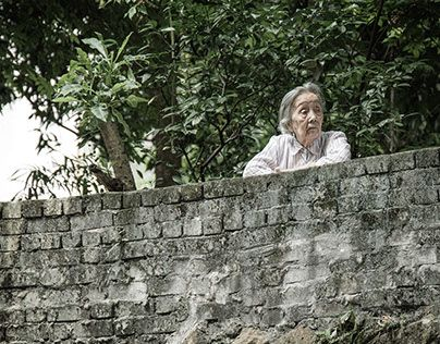 """""""Vieillesse"""" - Being old in Hong-Kong and Macao, 2015."""