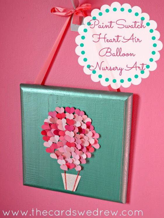 heart air balloons card 1000 images about s day theme ideas on 4652