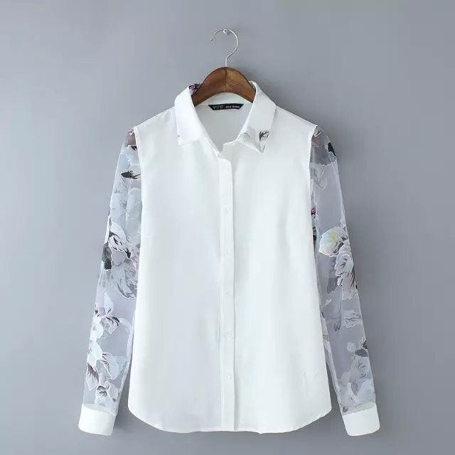 Smell the Roses Blouse
