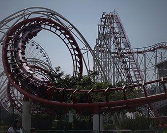 Salitre Magico - Amusement Park in Bogota