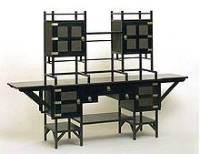 Sideboard (Edward William Godwin) - Wikipedia, the free encyclopedia