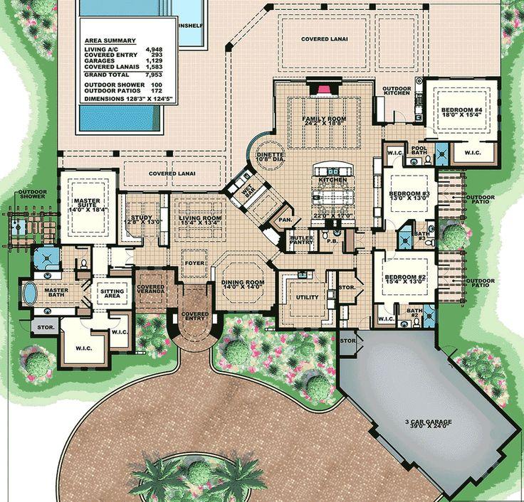 Modern Mediterranean House Plans best 10+ mediterranean houses ideas on pinterest | mediterranean