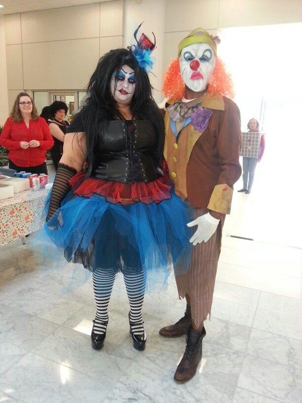 Scary clown 2014