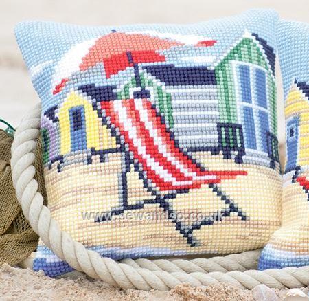 Beach Chair Cushion Front