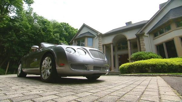 Todd David Miller Homes and Higgins Group offers Bentley to realtor who sells Hillside Road property