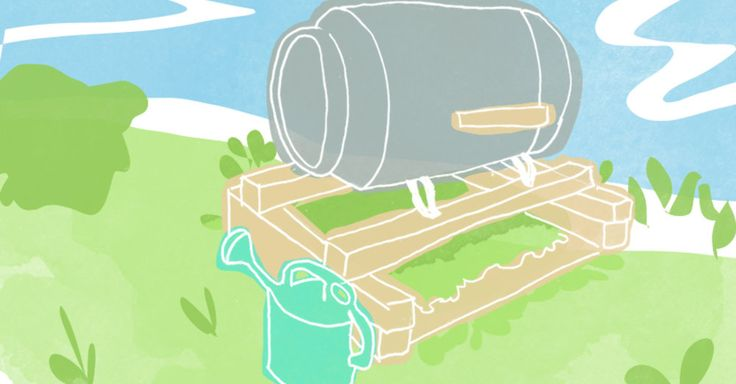A Beginner's Guide to Composting (Awesome Infographic)