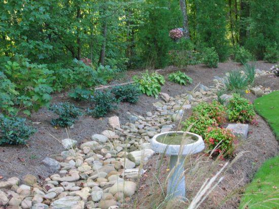 unbelievable dry creek bed landscaping ideas. 100 best garden  dry creek images on Pinterest Garden decorations Landscape design and Vegetable