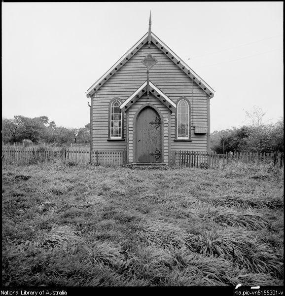 Weatherboard Chapel, Nile