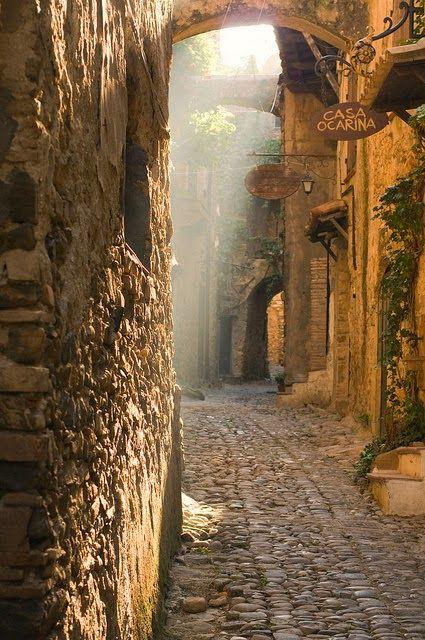 Ancient Liguria, Italy