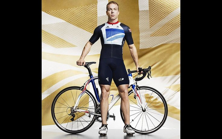 Sir Chris Hoy, UK (Cycling) won 2 gold medals London 2012 and 4 golds at Bejing 2008