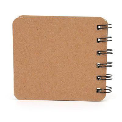 Coil Notepad Pocket Diary