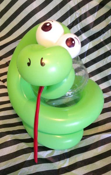 Schlange aus Modellierballons von sweet-little-monsters auf DaWanda.com