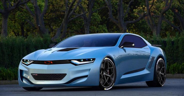 New Chevy Camaro 2015 (8)