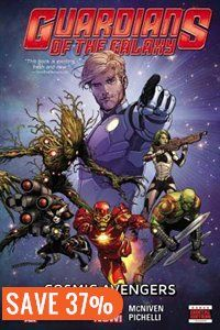Guardians Of The Galaxy Volume 1: Cosmic Avengers (marvel Now) Book by Brian Michael Bendis | Hardcover | chapters.indigo.ca