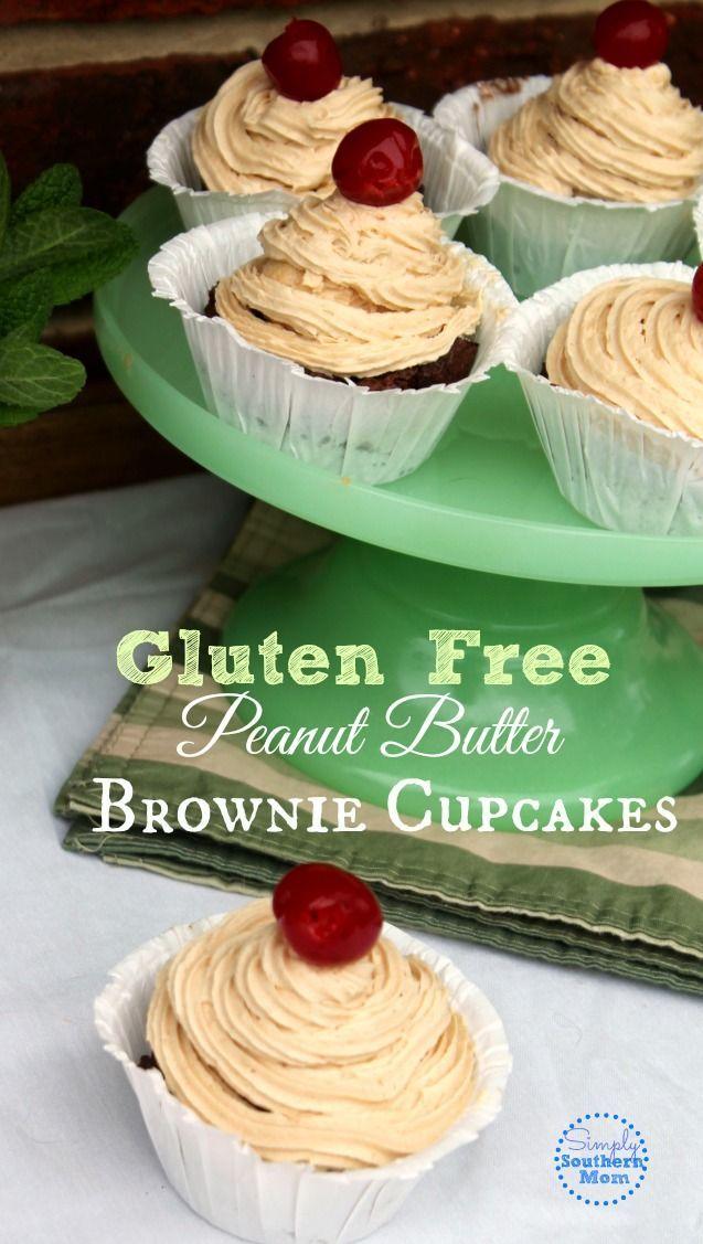 Gluten-Free-Peanut-Butter-Brownie-Cupcakes--compressor