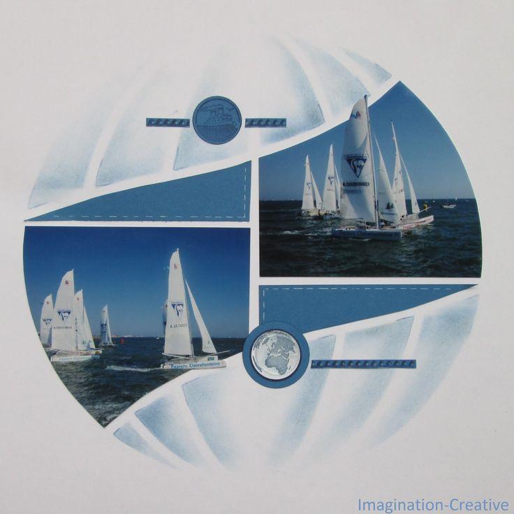 Scrap & Imagination Créative...: Autour du Monde