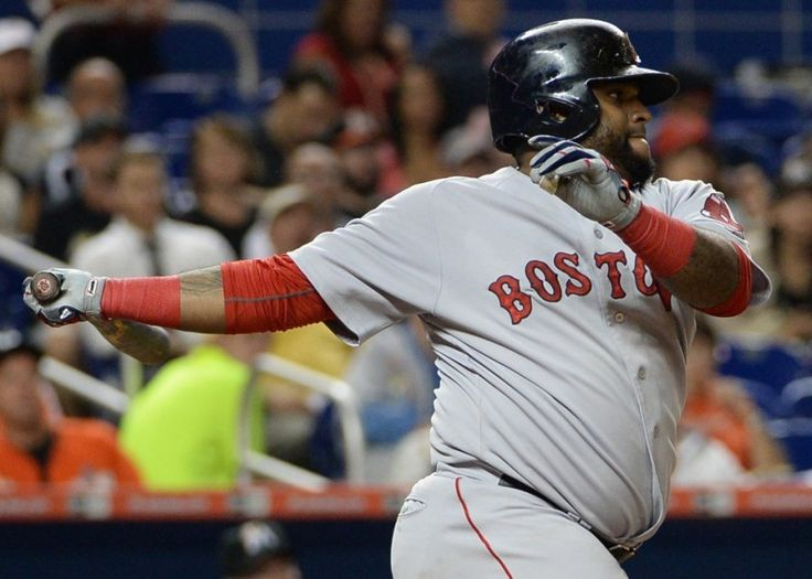 REPORT: Red Sox's Pablo Sandoval has lost 22 pounds = Injured Boston Red Sox third baseman Pablo Sandoval was spotted doing drills with the rest of the team on Wednesday afternoon at Tropicana Field ahead of the club's matchup against the Tampa Bay Rays:   The Red Sox originally.....