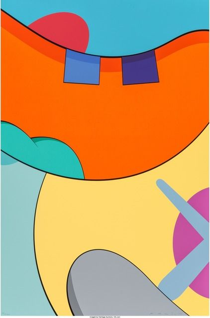 KAWS, 'Untitled, from the No Reply portfolio,' 2015, Heritage Auctions: Modern & Contemporary Prints & Multiples