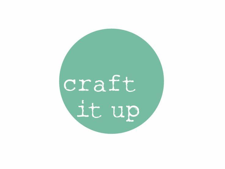 Craft It Up new logo design, branding