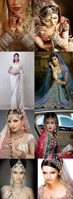 Diario de Uma Quase Noiva...: Casamento Indiano