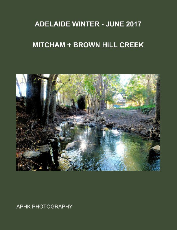 Part of an on-going series recording the beauty and brilliance of the changing seasons in Mitcham, one of the oldest towns suburbs of Adelaide, South Australia. In particular this series focuses on Brown Hill Creek, a substantial part of which runs through Mitcham.