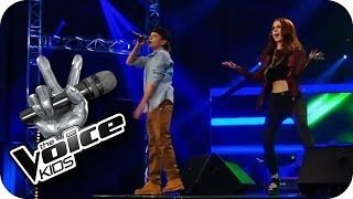 Lukas - Can't hold us (Macklemore) | The Voice Kids 2014 Germany | Blind Audition - YouTube