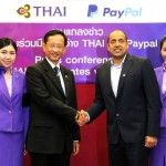 THAI makes passenger payments easier with Paypal ·ETB Travel News Australia