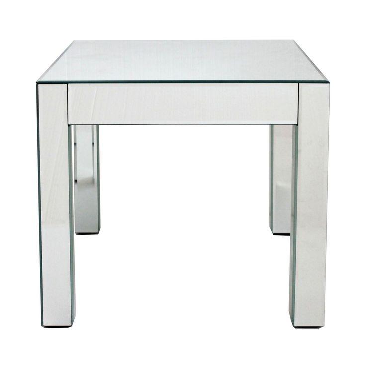 Debenhams Mirrored side table- at Debenhams.com