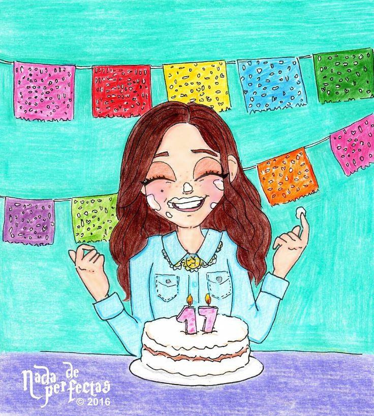 Que los cumplas feliz, que los cumplas feliz, que los cumplas @karolsevillaofc! Que los cumplas feliz!!! Hoy, a esta hora, 19:00hs, hace 17 años atrás, nació mi mexicana favorita en el mundo!  Cantemos el feliz cumpleaños a Karol,...