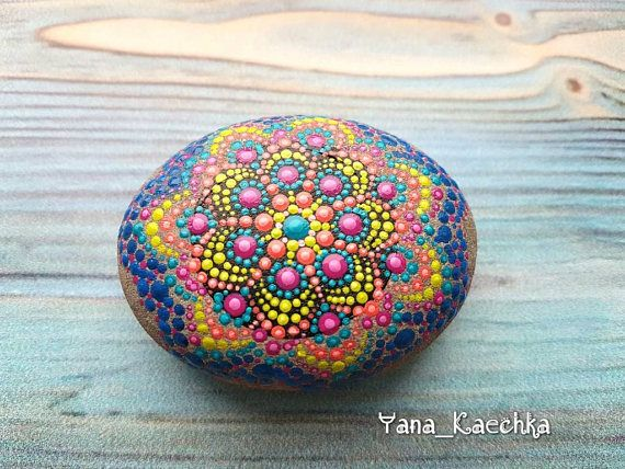 FREE SHIPPING hand painted mandala stone. Check out this item in my Etsy shop https://www.etsy.com/ru/listing/526542147/free-shipping-hand-painted-mandala-stone