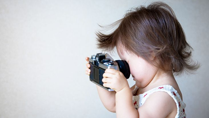 Dicas profissionais para fotografar seu bebê em casa