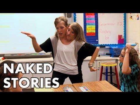 (25) Abby and Brittany Hensel: The Conjoined Teachers! - YouTube