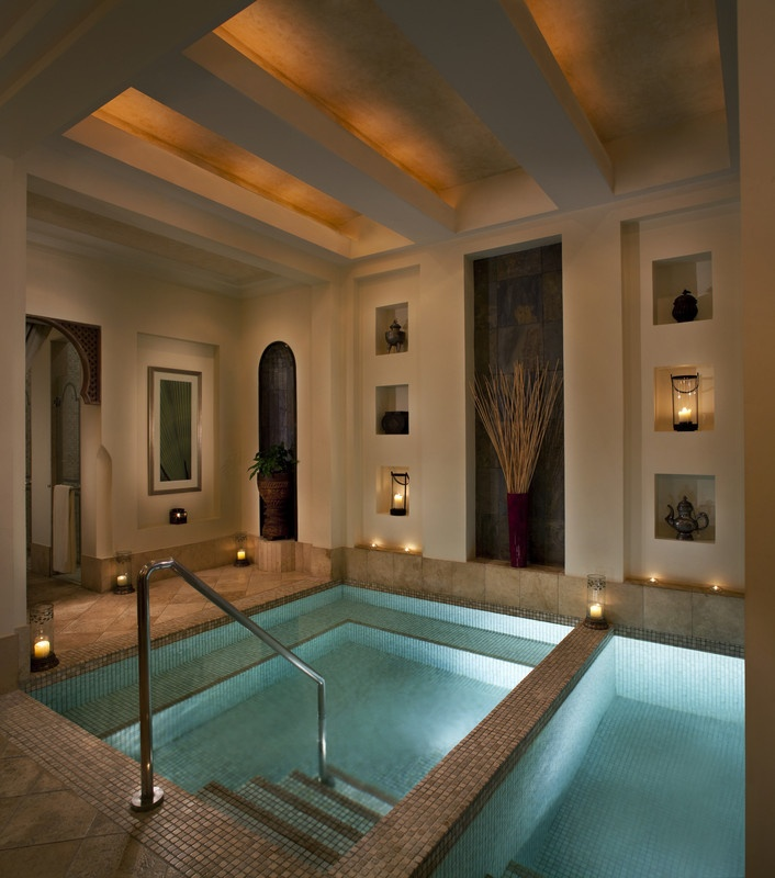Madinat jumeirah resort dubai talise spa plunge pool for 7 shades salon dubai