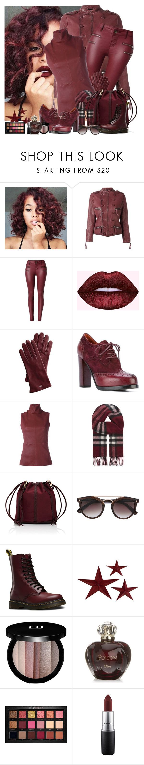 """hello world :)"" by zanet ❤ liked on Polyvore featuring Faith Connexion, Mark & Graham, Santoni, Thierry Mugler, Burberry, Deux Lux, Dsquared2, Dr. Martens, Edward Bess and Christian Dior"