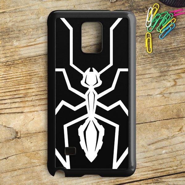 Marc Marquez Mm93 Black Ant Logo Samsung Galaxy Note 5 Case   armeyla.com