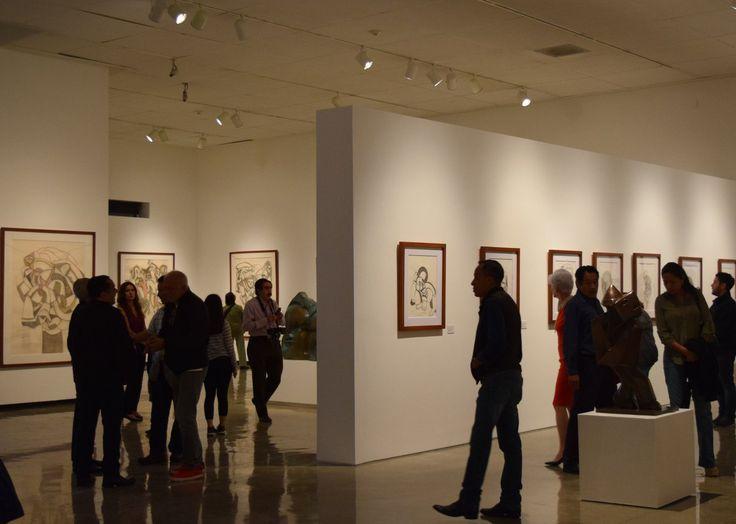 Este miércoles 26 de julio a las 20 h se llevará a cabo la actividad Noches de Museo en torno a la exposición José Luis Cuevas.