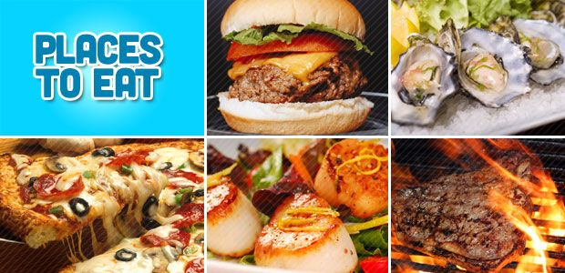 Places to eat - Panama City Beach Restaurants