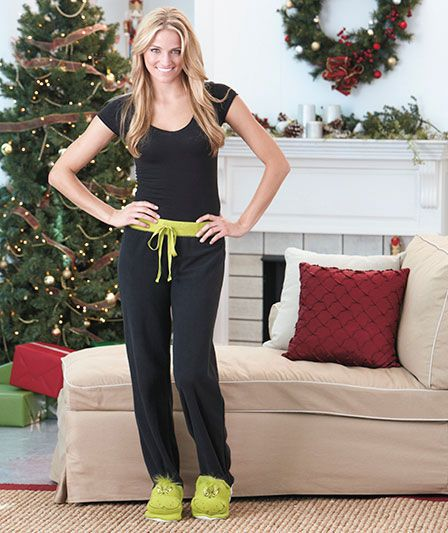 Women's Licensed Footed Pants | ABC Distributing- super cute!