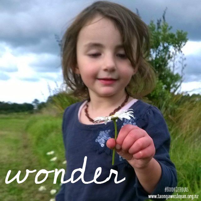 #BookOfHours Series Six - 'words' http://taongawesleyan.org.nz/galleries/#book-of-hours #wonder