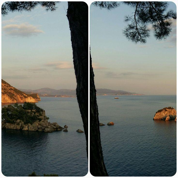 Parga -Greece - Panagia island
