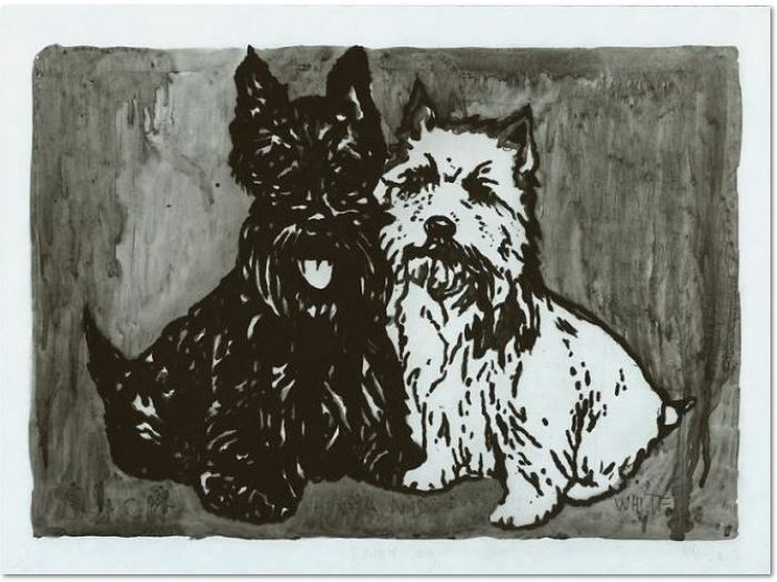 Peter Doig Double Dog Mappe Arte De Nueva York Museo Metropolitano De Arte Obras De Arte