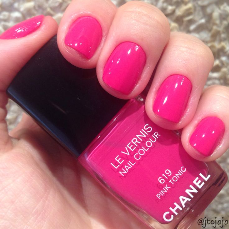 Pink Tonic (619) - Chanel