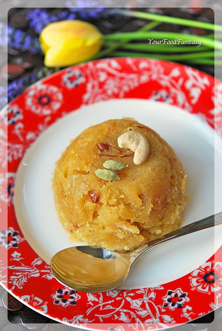 Best 25 indian dessert recipes ideas on pinterest indian burfi how to make restaurant style sooji ka halwa at home sheera recipe sooji halwa indian dessert recipesindian sweetssheera forumfinder Images