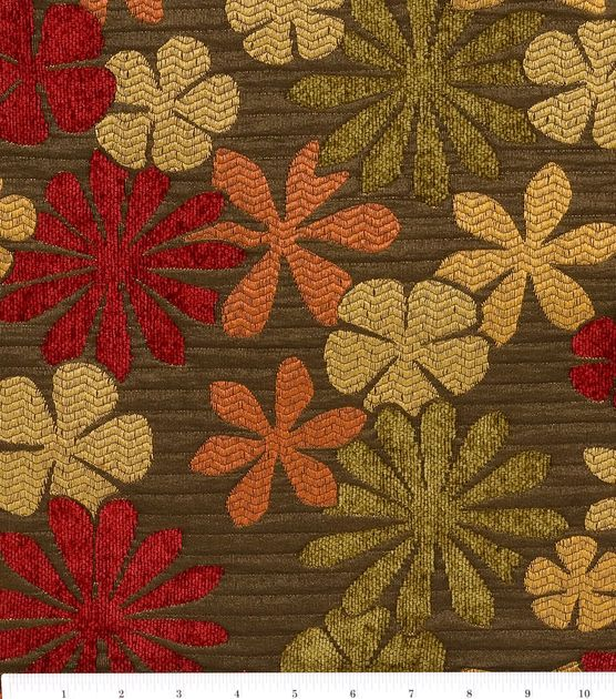 Better Homes And Gardens Upholstery Fabric Manolo Spice At