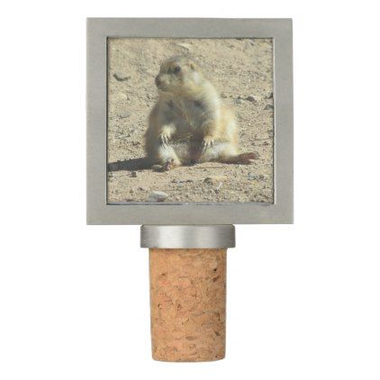 Prairie Dog Wine Stopper Photos Gifts Image Diy Customize Gift