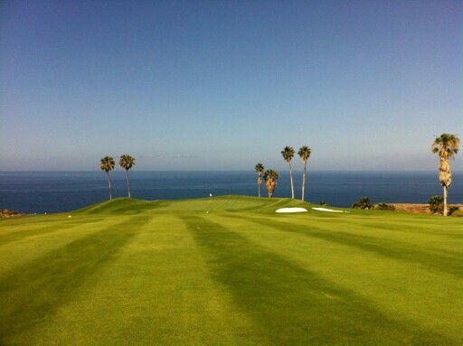 Adeje Golf Course, Tenerife.